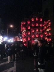 鍛冶町の二東・月鉾
