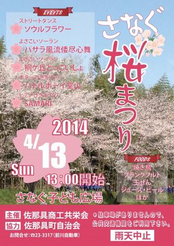 2014桜まつり