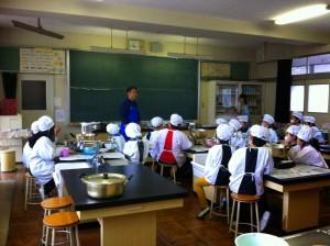 花之木小学校2・2年生